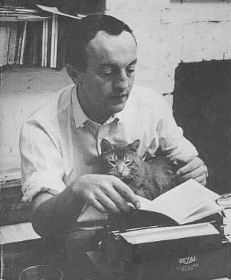 Frank O'Hara - by Richard O. Moore
