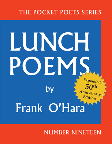 Lunch Poems: 50th Anniversary