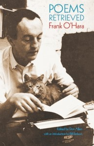 Poems Retrieved by Frank O'Hara